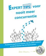 Anne Quaars , Experttips voor nooit meer concurrentie