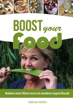 Sabine Hahn , Boost your Food