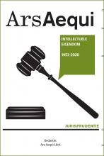 , Jurisprudentie Intellectuele eigendom