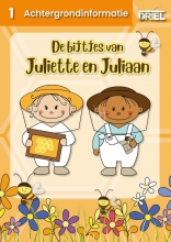 Peter De Clerck , De bijtjes van Juliette en Juliaan achtergrondinformatie