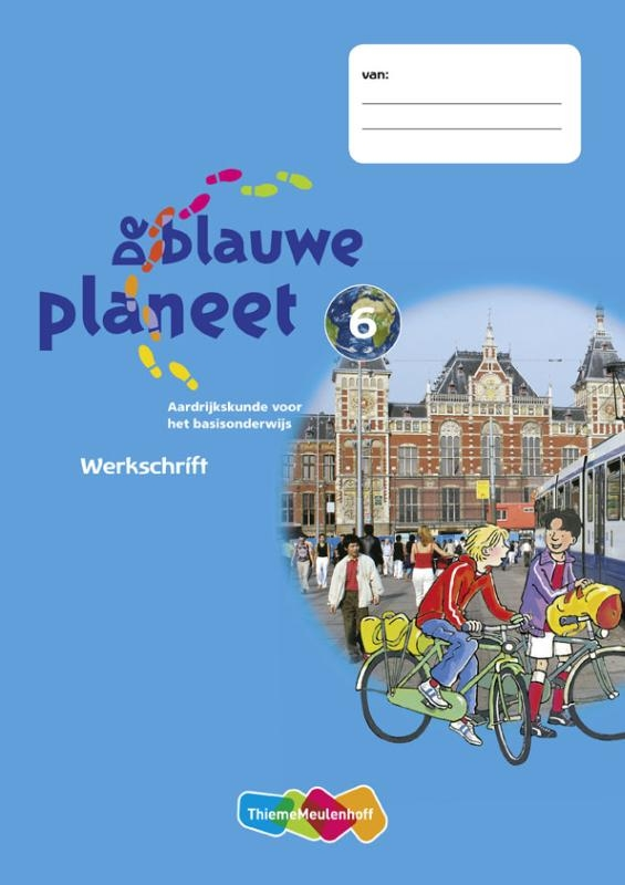 Anton Baltus, Annemarie van den Brink,De Blauwe Planeet 5 ex