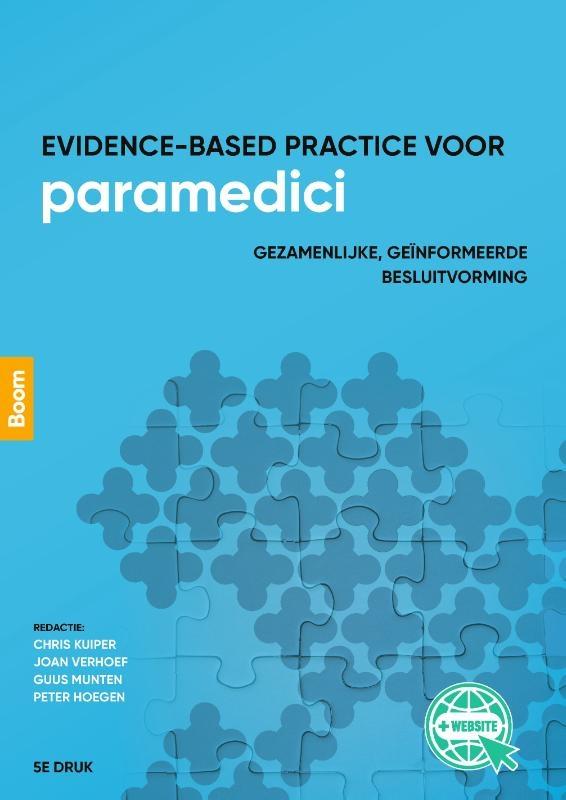 Chris Kuiper, Joan Verhoef, Guus Munten,Evidence-based practice voor paramedici