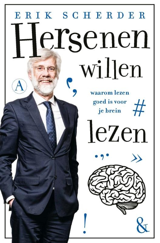 Erik Scherder,Hersenen willen lezen
