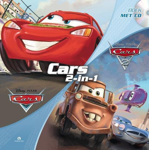 Walt Disney Records / Pixar,Cars 2-in-1