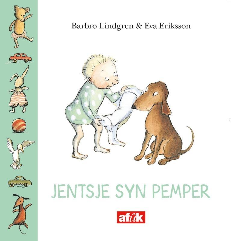 Barbro Lindgren,Jentsje syn pemper
