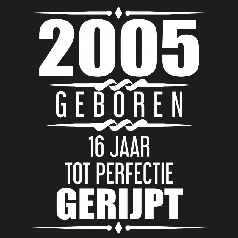 Albaspirit Gastenboeken,2005 Geboren 16 Jaar Tot Perfectie Gerijpt