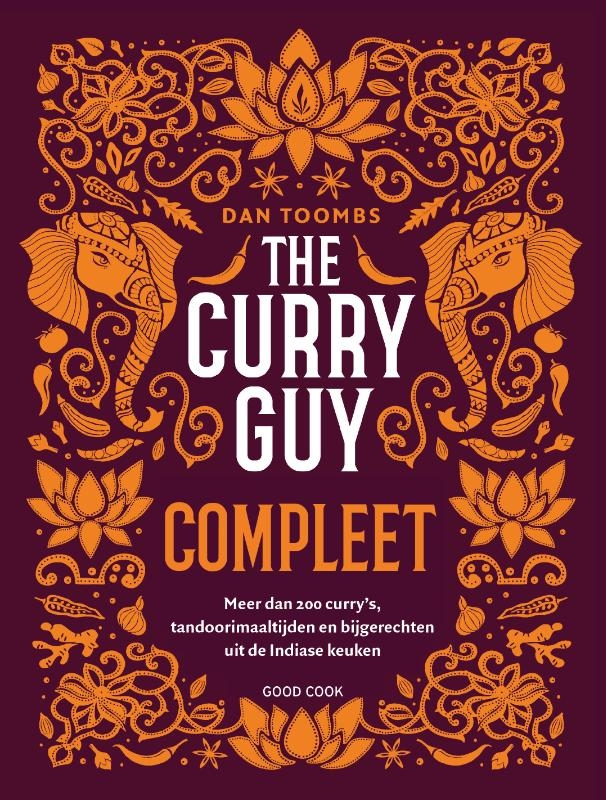 Dan Toombs,The Curry Guy Compleet