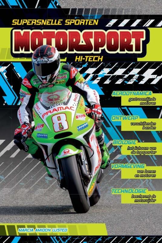 Marcia Amidon Lusted,Motorsport hi-tech