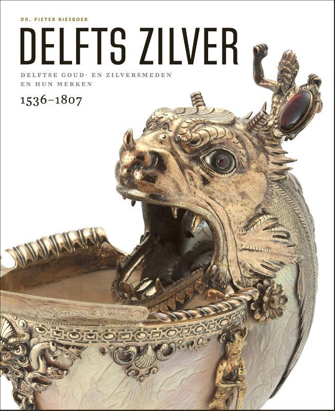 P. Biesboer,Delfts zilver