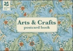 Trust National,Arts & Crafts Postcard Book