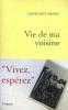 <b>Geneviève  Brisac</b>,Vie de ma voisine