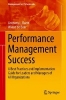 Barth, Anthony L.,Performance Management Success