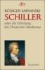 Safranski, Rüdiger,Friedrich Schiller