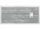 ,glasmagneetbord Sigel Artverum 1300x550x15mm Betondesign
