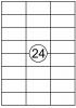 ,Etiket Quantore 70X37mm 360stuks