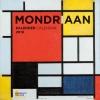 ,Mondriaan maandkalender 2019