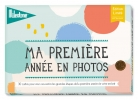 ,Milestone* Baby Photo Cards Cotton Candy FR