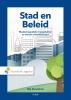 Elly  Straatman,Stad en Beleid