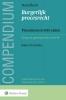 A.S.  Rueb,Compendium Burgerlijk procesrecht, Procederen in KEI-zaken