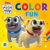 ,Disney Color Fun Puppy Dog Pals