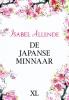 Isabel  Allende,De Japanse minnaar - grote letter uitgave