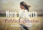 <b>Nora  Roberts</b>,Publiek geheim DL