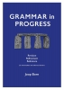 Joop  Born,Grammar in Progress