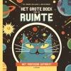 Dominic  Walliman, Ben  Newman,Professor Astrokats grote ruimteboek