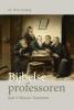 W.A.  Zondag ,Bijbelse professoren