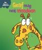 <b>Sue  Graves</b>,Giraf mag niet meedoen
