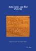 P.D.  Spies ,Serie Classicale Transcripties Acta classis van Tiel 1763-1780