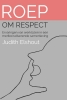 Judith  Elshout ,Roep om respect