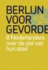 Annemieke  Hendriks, Wouter  Meijer, Merlijn  Schoonenboom, Antoine  Verbij,Berlijn voor gevorderden