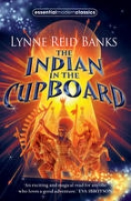 Banks, Lynne Indian in the Cupboard