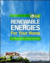 Gehrke, Russel Renewable Energies for Your Home