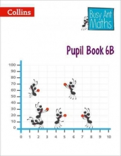 Collins UK Busy Ant Maths European Edition - Pupil Book 6b