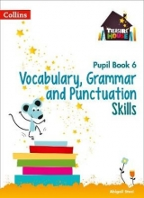 Abigail Steel Vocabulary, Grammar and Punctuation Skills Pupil Book 6