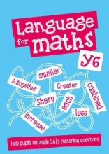 Keen Kite Books Year 6 Language for Maths Teacher Resources