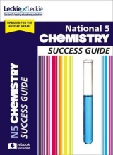 Bob Wilson,   Leckie National 5 Chemistry Revision Guide for New 2019 Exams