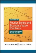 Ruel V. Churchill,   James Ward Brown Fourier Series and Boundary Value Problems (Int`l Edition)