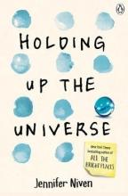 Jennifer,Niven Holding up the Universe