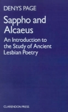 D. L. Page Sappho and Alcaeus
