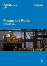 Great Britain: Department for Transport Focus on Ports