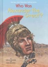 Waterfield, Kathryn,   Waterfield, Robin Who Was Alexander the Great?