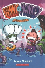 Smart, Jamie Bunny vs. Monkey, Book Three
