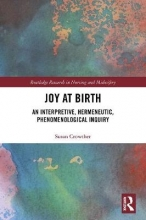 Susan (Robert Gordon University, UK) Crowther Joy at Birth