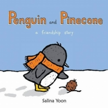 Yoon, Salina Penguin and Pinecone