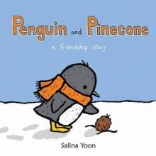 Yoon, Salina Penguin and Pinecone
