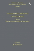 Dr. Jon Stewart Volume 11, Tome I: Kierkegaard`s Influence on Philosophy