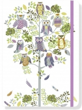 Owl Forest Journal (Diary, Notebook)